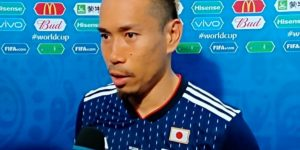 日本代表のインタビューまとめ/ベルギー戦の後