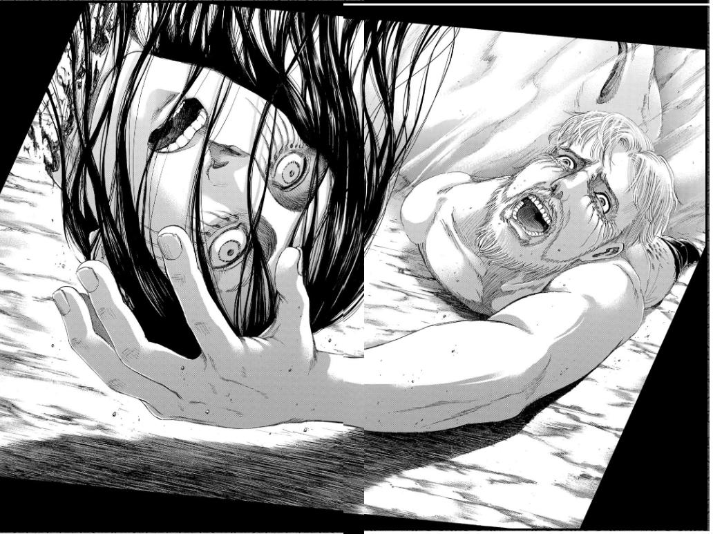 巨人 進撃 ユミル 死亡 の